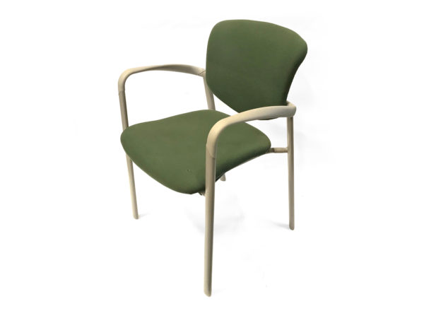 Find used haworth green improv side chairs at Office Furniture Outlet