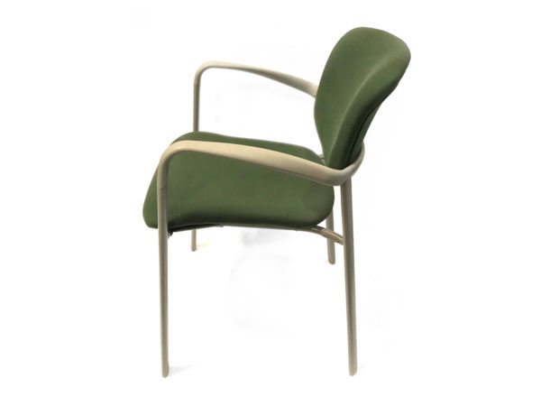 Haworth Green Improv Side Chair in Green at Office Furniture Outlet