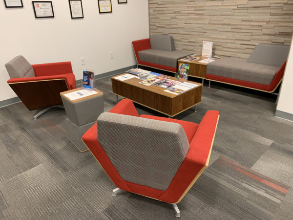 JSI Bespace Lounge Chair Set in  at Office Furniture Outlet