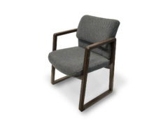 Find used blue steelcase wood base guest/side chairs at Office Furniture Outlet