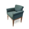 Green Side Chair in Green at Office Furniture Outlet