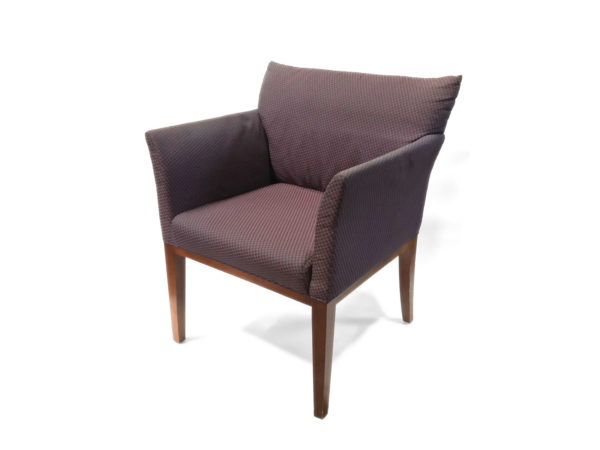 Find used kimball burgundy side chairs at Office Furniture Outlet