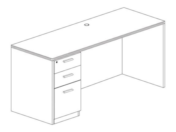 Office Furniture Outlet New 24x71 Credenza