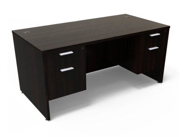 Find used KUL 30x66 desk w/ 2bf ped (esp)s at Office Furniture Outlet