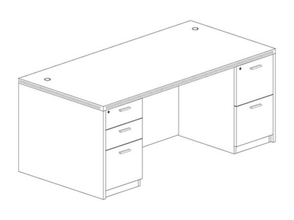 Office Furniture Outlet New 36x71 Desk