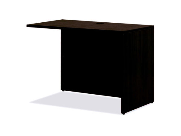 Find used KUL 24x42 return shell (non-handed) (esp)s at Office Furniture Outlet