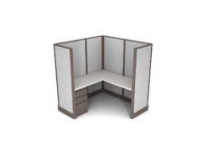 Buy new 5x5 single cubicle by KUL at Office Furniture Outlet - Orlando