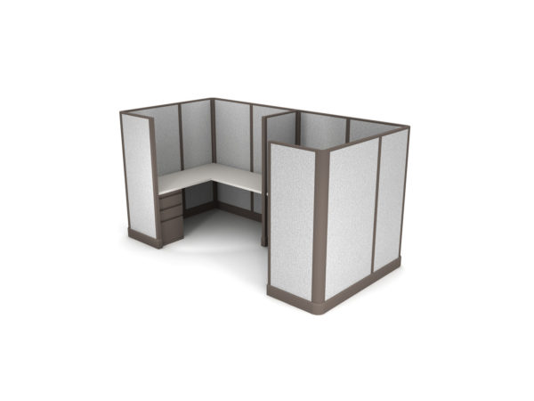 Buy new 5x5 2pack inline collaborative by KUL at Office Furniture Outlet - Orlando