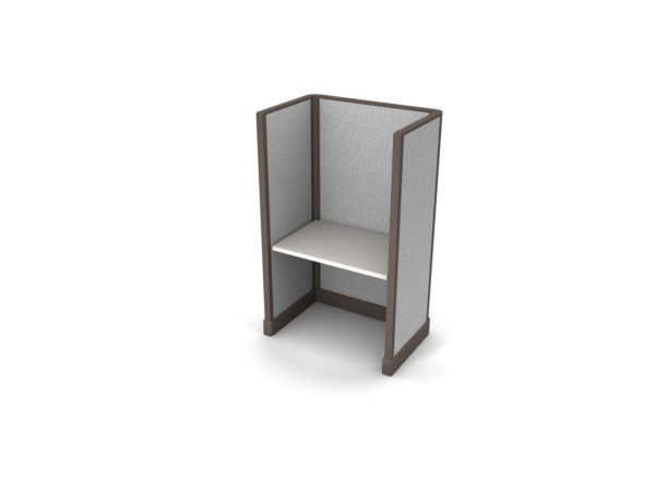 Buy new 36W single cubicle by KUL at Office Furniture Outlet - Orlando