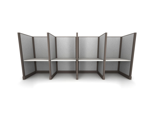 Find 4pack inline cubicles cubicles in size 36W at OFO Orlando