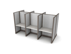 Buy new 36W 6pack cluster cubicles by KUL at Office Furniture Outlet - Orlando