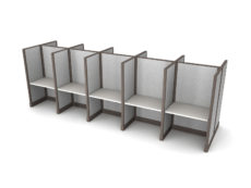 Buy new 36W 10pack cluster cubicles by KUL at Office Furniture Outlet - Orlando