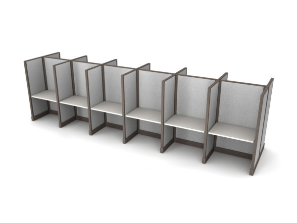 Buy new 36W 12pack cluster cubicles by KUL at Office Furniture Outlet - Orlando