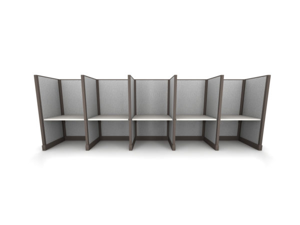 Find 5pack inline cubicles cubicles in size 48W at OFO Orlando