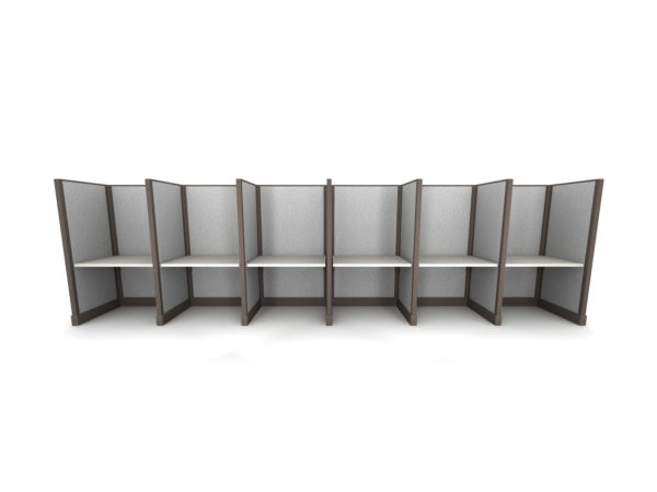 Find 6pack inline cubicles cubicles in size 48W at OFO Orlando