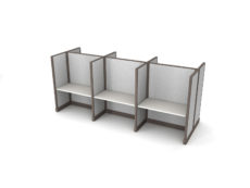 Buy new 48W 6pack cluster cubicles by KUL at Office Furniture Outlet - Orlando