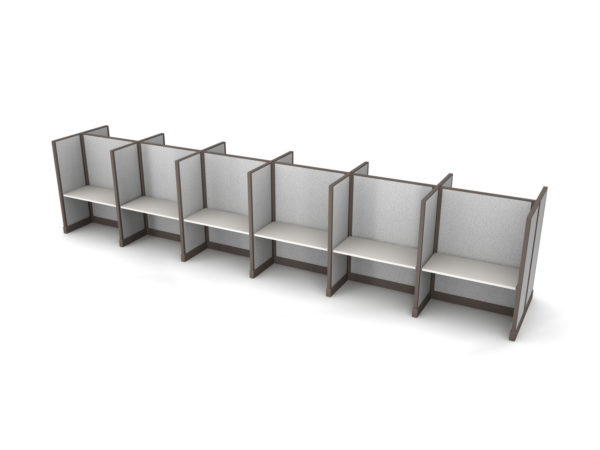 Buy new 48W 12pack cluster cubicles by KUL at Office Furniture Outlet - Orlando