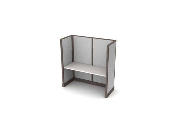 Buy new 60W single cubicle by KUL at Office Furniture Outlet - Orlando