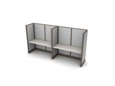 Buy new 60W 2pack inline cubicles by KUL at Office Furniture Outlet - Orlando