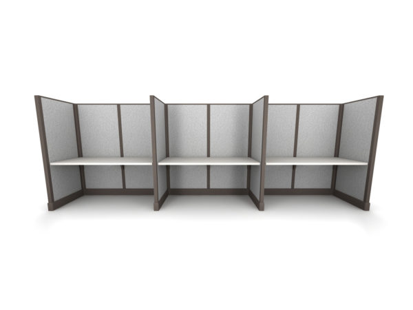 Find 3pack inline cubicles cubicles in size 60W at OFO Orlando