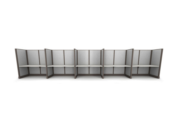 Find 5pack inline cubicles cubicles in size 60W at OFO Orlando
