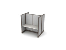 Buy new 60W 2pack cluster cubicles by KUL at Office Furniture Outlet - Orlando