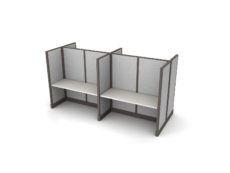 Buy new 60W 4pack cluster cubicles by KUL at Office Furniture Outlet - Orlando
