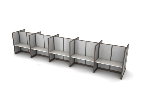 Buy new 60W 10pack cluster cubicles by KUL at Office Furniture Outlet - Orlando
