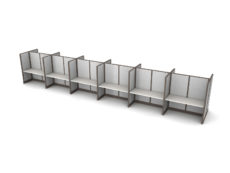 Buy new 60W 12pack cluster by KUL at Office Furniture Outlet - Orlando